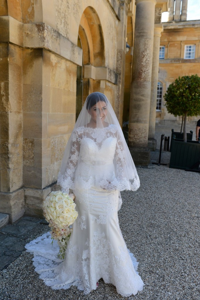 Blenheim palace wedding makeup 3