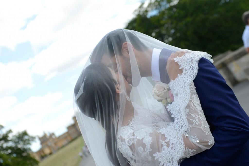 Blenheim palace wedding makeup 6