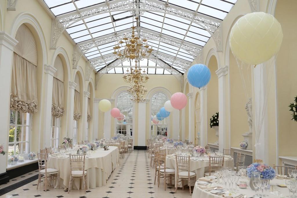 Blenheim palace wedding makeup 7