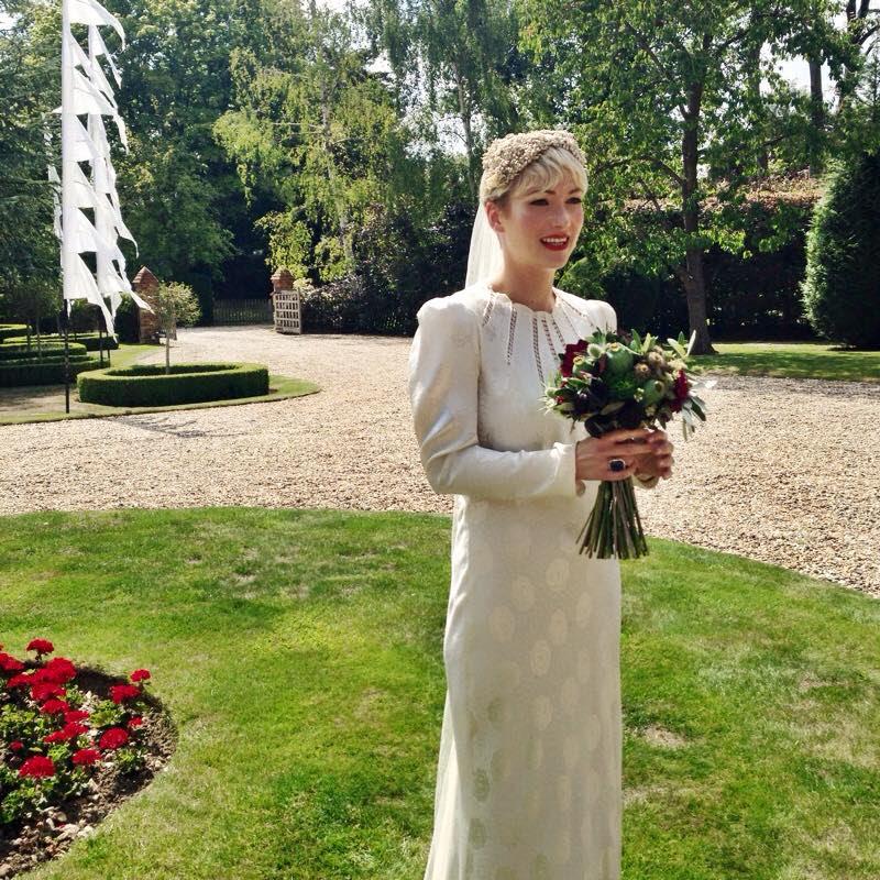 Vintage Wedding Dresses Hertfordshire: Wedding Makeup HertfordshireMakeup By Jodie