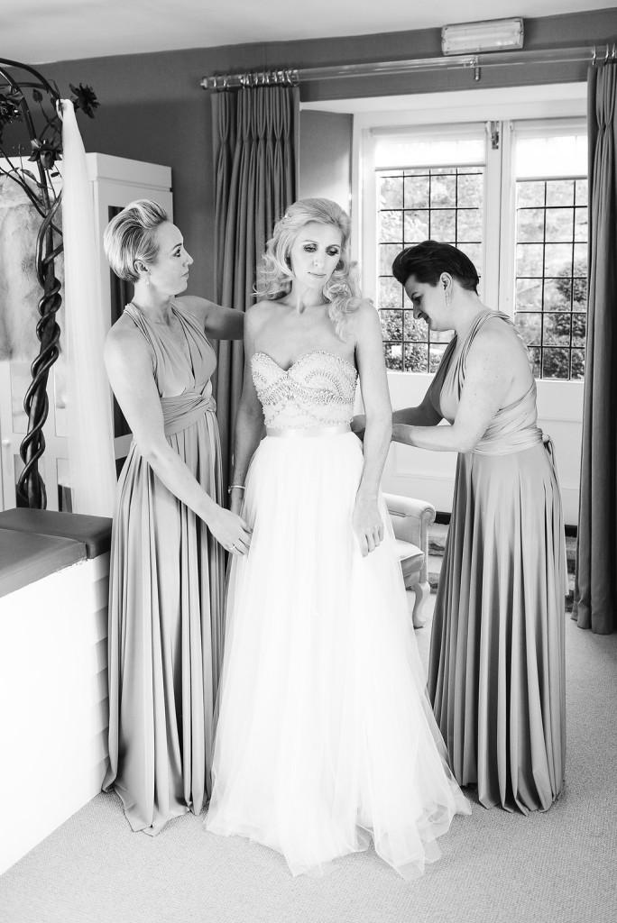 Barnsley House Wedding Makeup 4