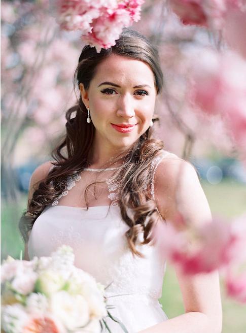 Cotswolds Wedding Makeup