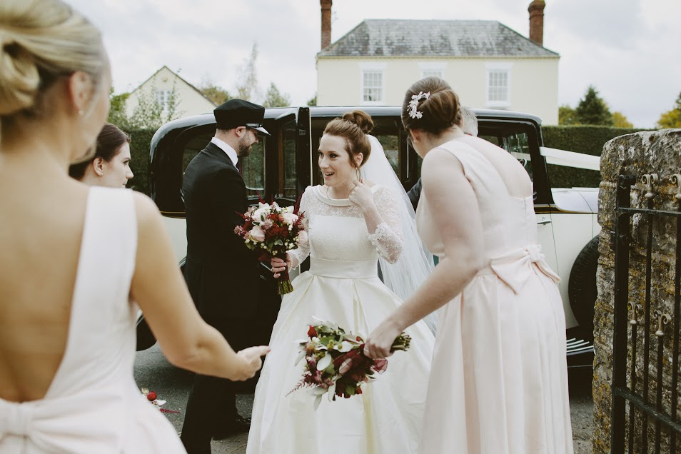 Eastnor Castle wedding hair and makeup5