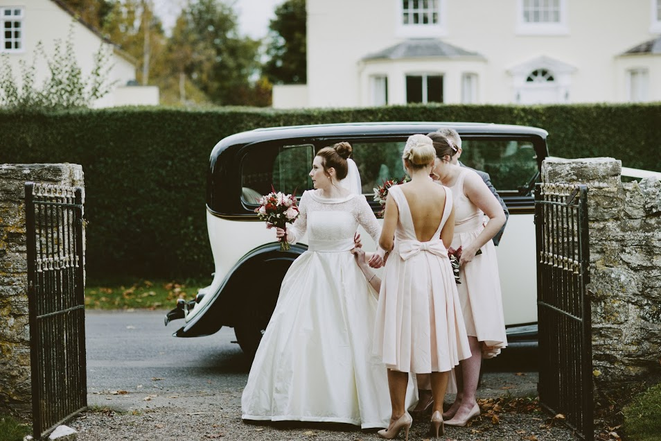 Eastnor Castle wedding hair and makeup6