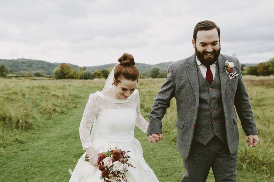 Eastnor Castle wedding hair and makeup8