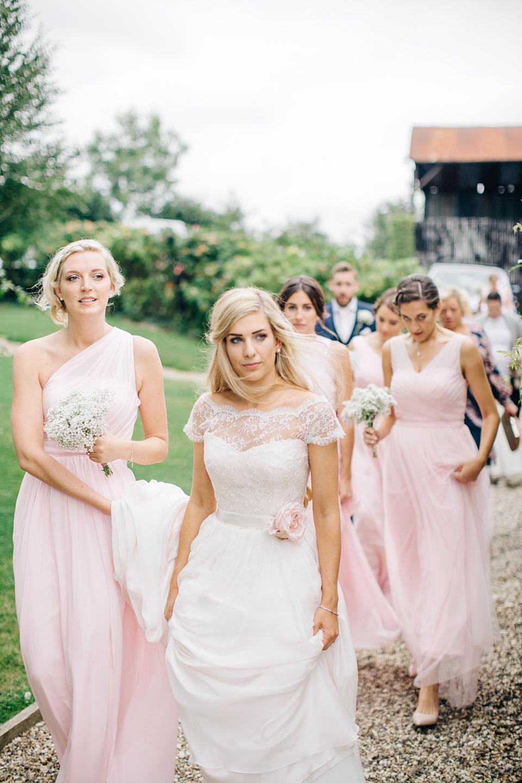 a gorgeous cripps barn wedding | cotswolds makeup artist