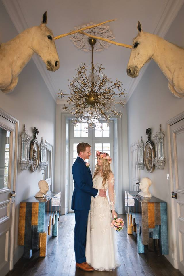 wedding hair and makeup la rochelle Chateau De La Goujonnerie 11