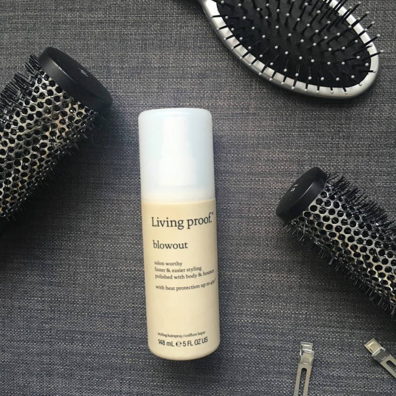 living proof blowout review