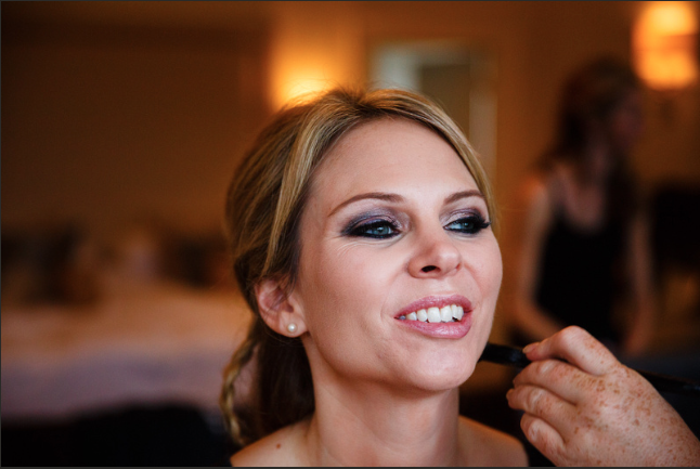 Cotswolds Wedding Makeup and Wedding Hair