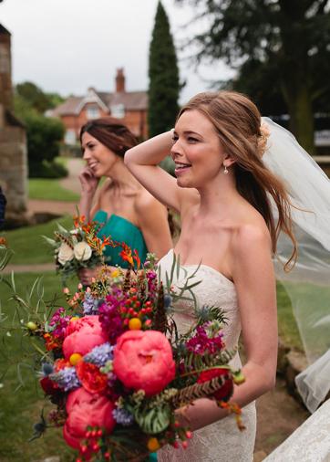 Wedding Makeup Warwickshire