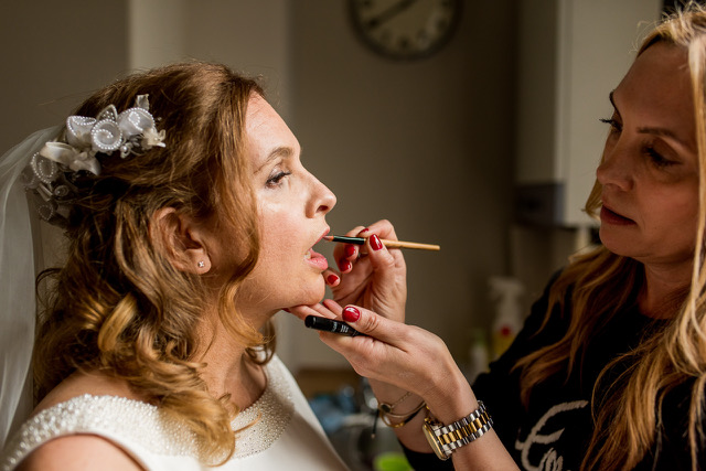 wedding hair and makeup london
