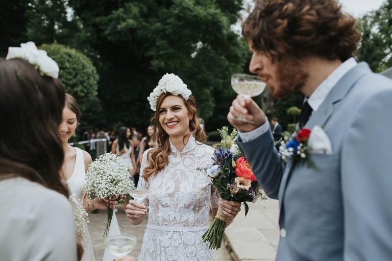 cripps barn wedding hair