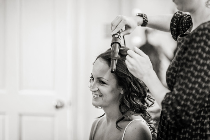 Somerset Wedding Makeup and Hair