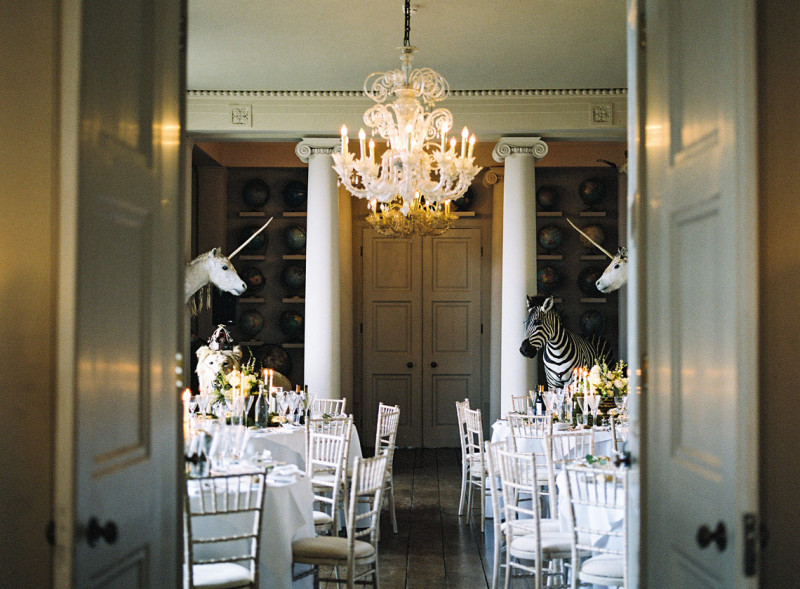 golden aynhoe park wedding