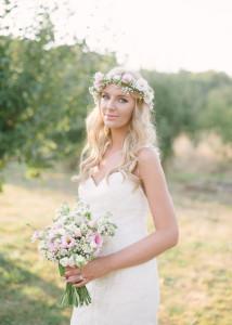 Loire Valley Wedding Makeup