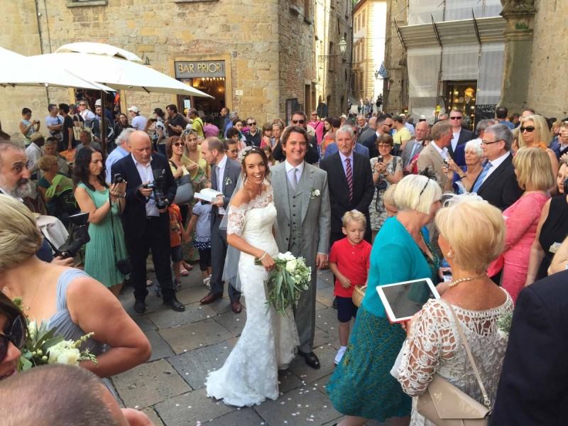 Wedding Hair and Makeup Florence