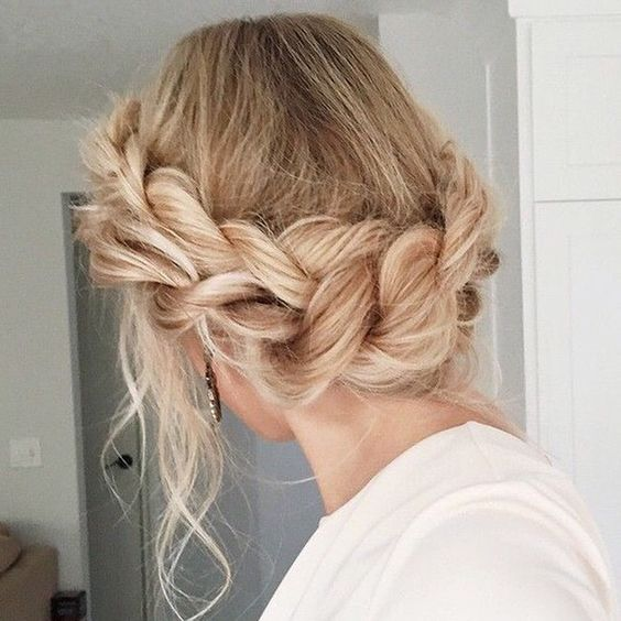 plaits for brides