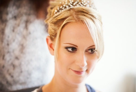 Wedding Makeup Oxfordshire