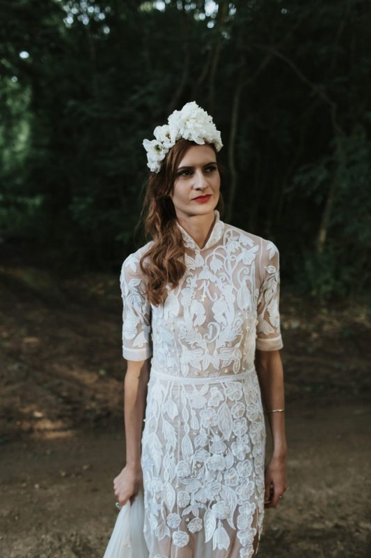 wedding hair and makeup in oxfordshire