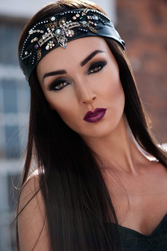 Examples of work from the portfolio of a Manchester Freelance Makeup Artist