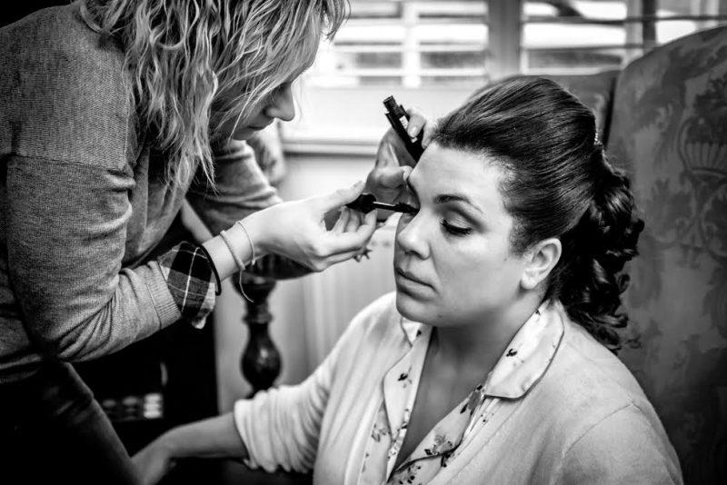 Tracey Wedding Makeup Chelsea London By Jodie Team