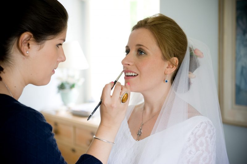 Farnham wedding makeup