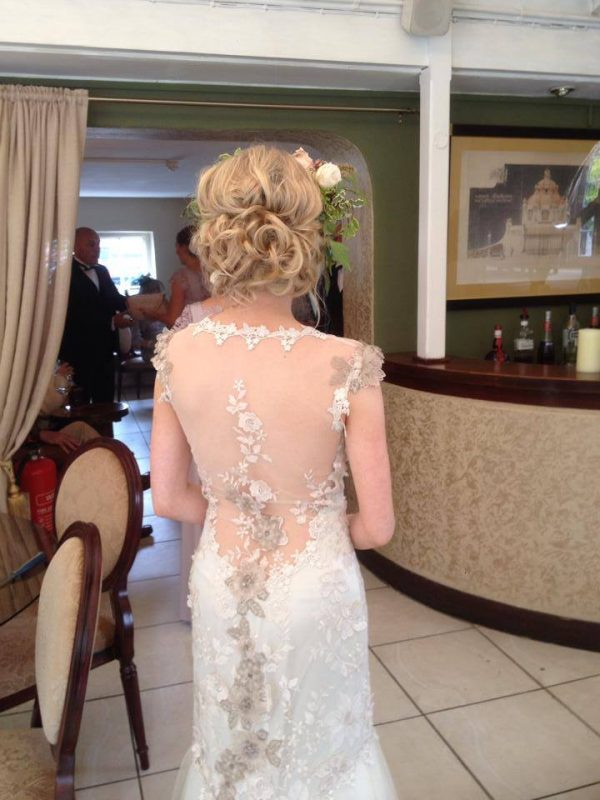 Wedding Hair Worcestershire