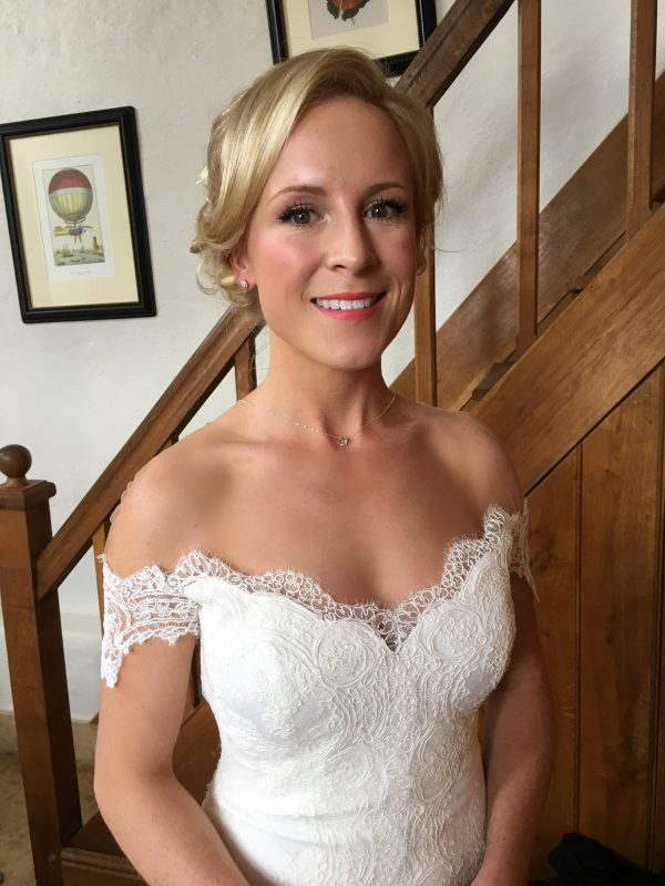 wedding makeup artist banbury