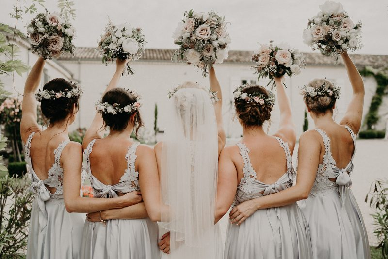 chateau wedding hair and makeup
