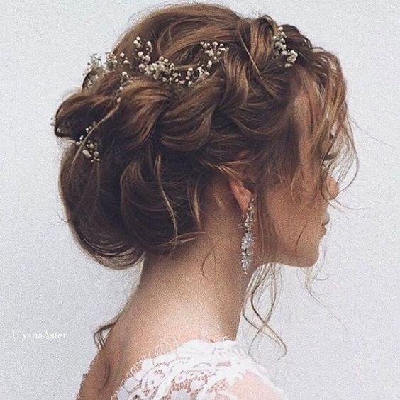 bridal plait inspiration