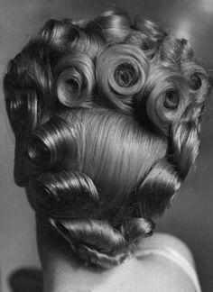 vintage hair looks
