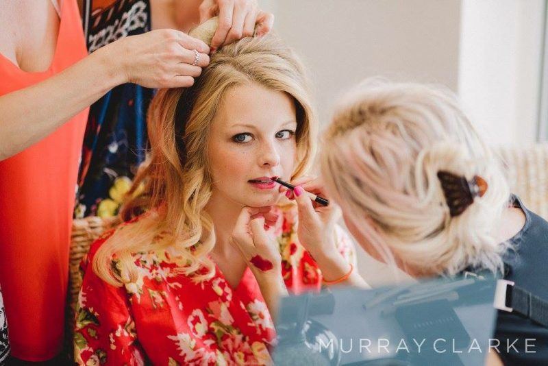 Surrey wedding makeup artist