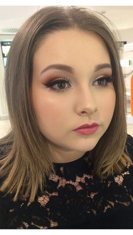West Sussex wedding makeup