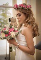 West Sussex wedding makeup