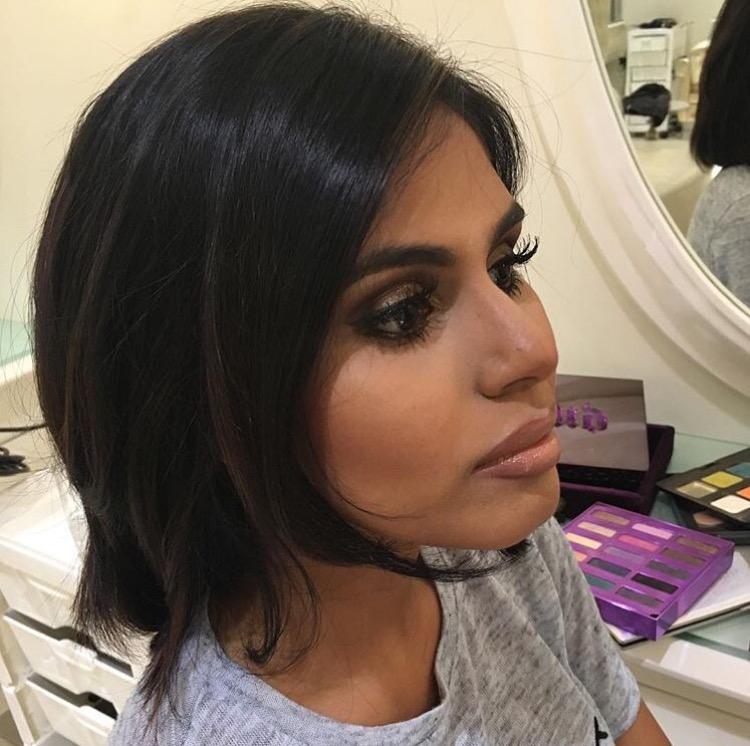 Clapham Wedding Makeup