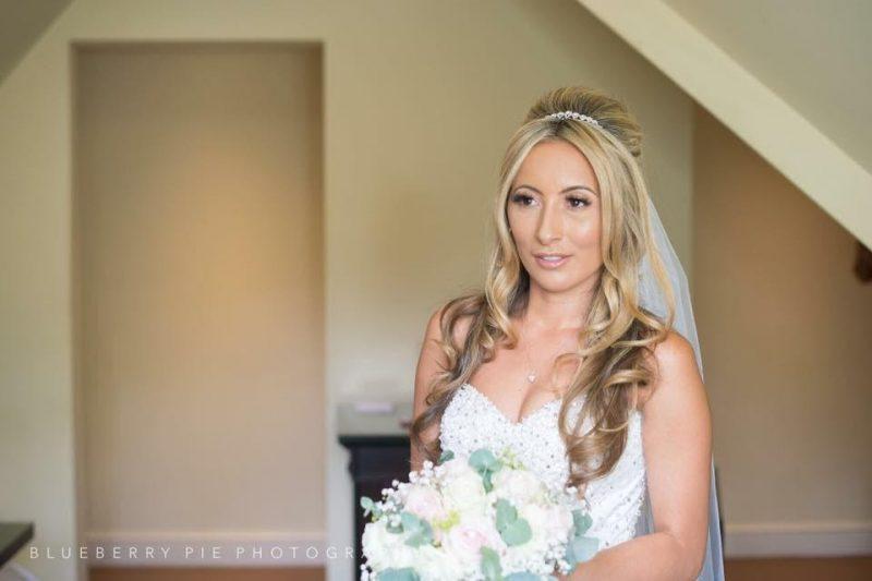 Wedding makeup artist berkshire