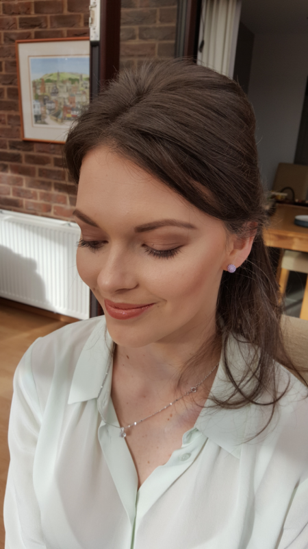 Manchester wedding hair and makeup