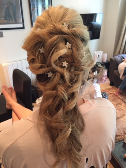 Hertfordshire Wedding Hair And Makeup