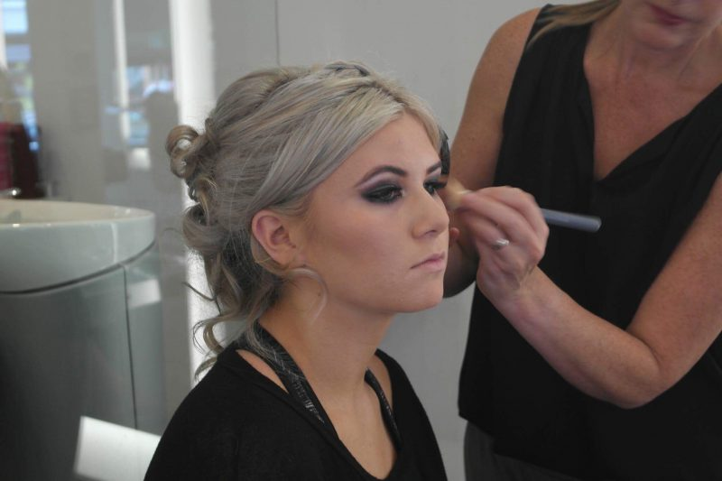 Essex wedding makeup