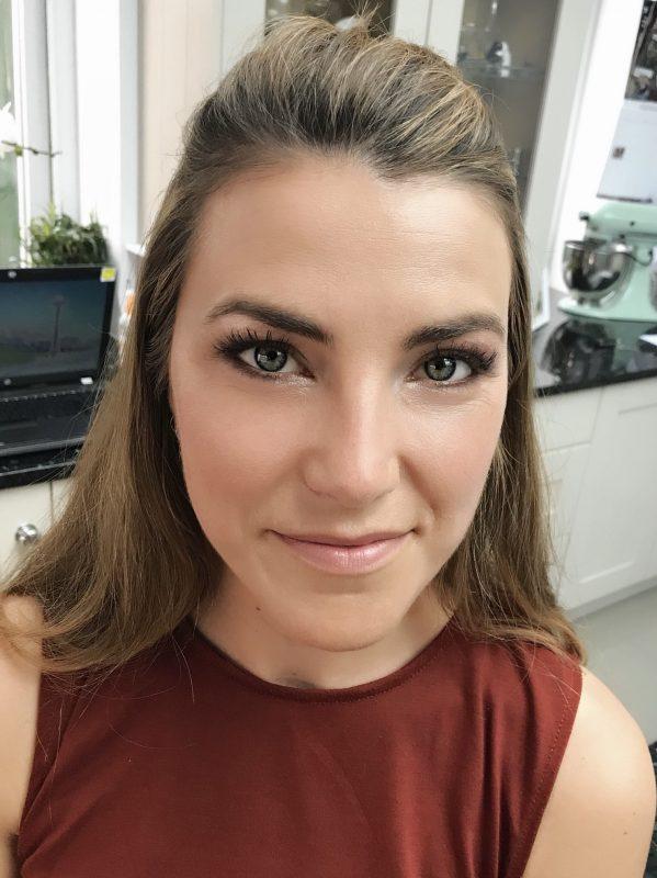 Essex wedding makeup