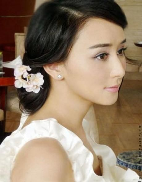 East Asian Wedding Makeup Ideas