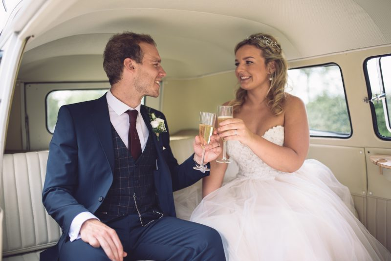 Cotswolds wedding hair and makeup