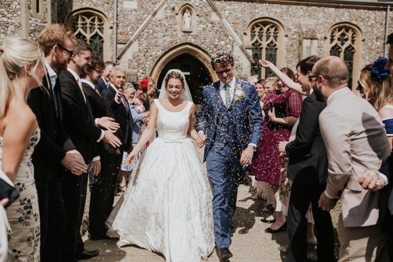 St Alban's wedding hair and makeup