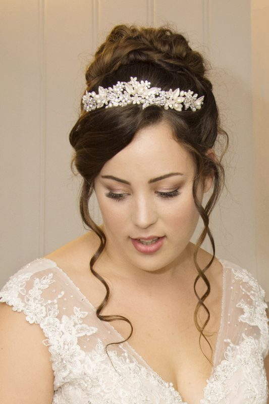 bridal hair and makeup new forest