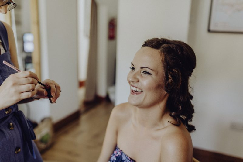 Wedding Makeup Artist New Forest