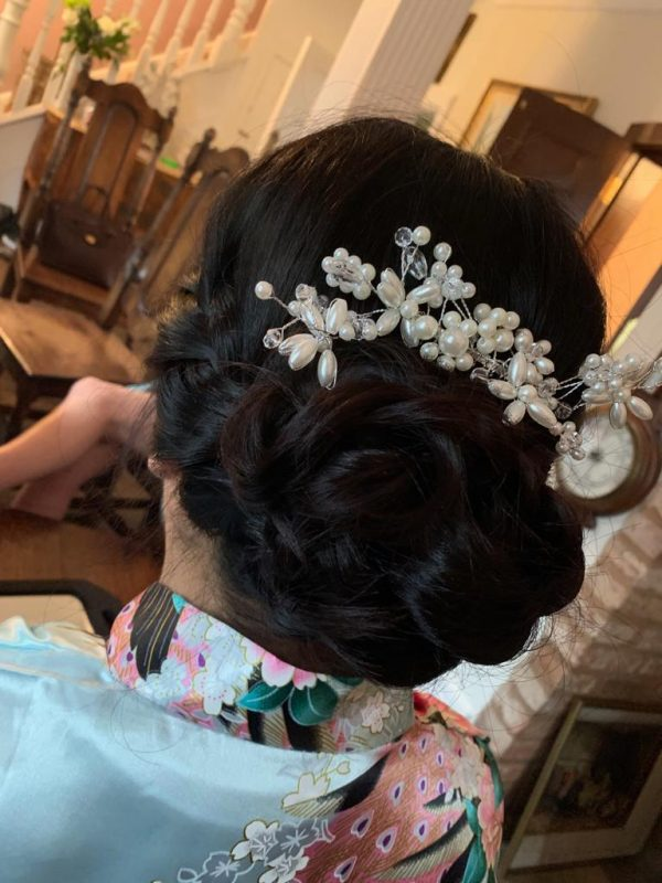 wedding hair uk