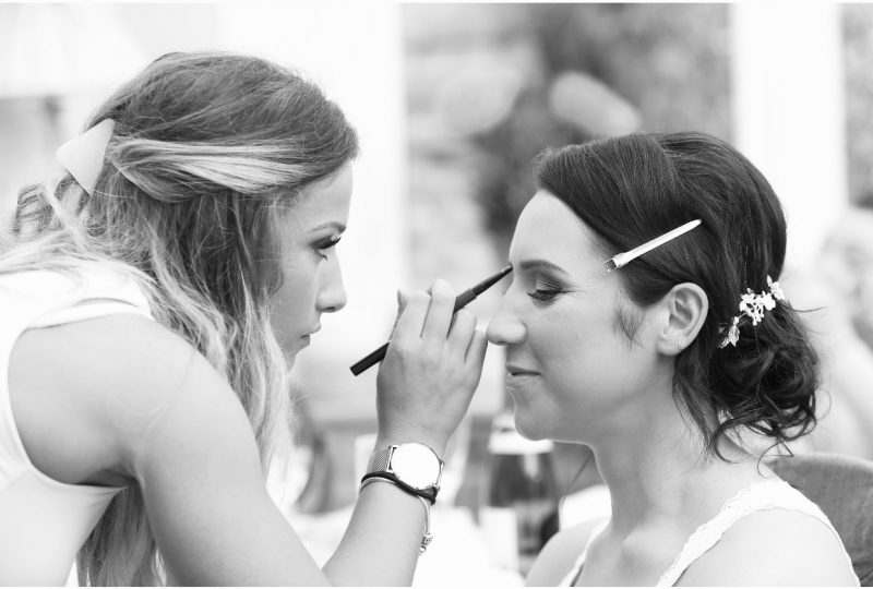 Wedding makeup artist Buckinghamshire