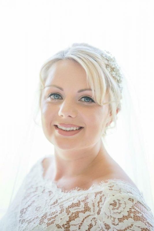 Redditch wedding makeup artist