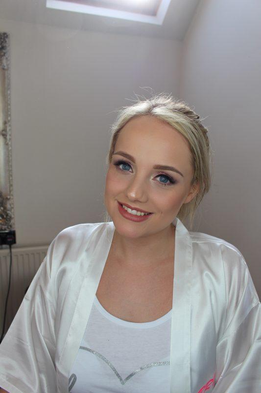 Redditch wedding makeup artist