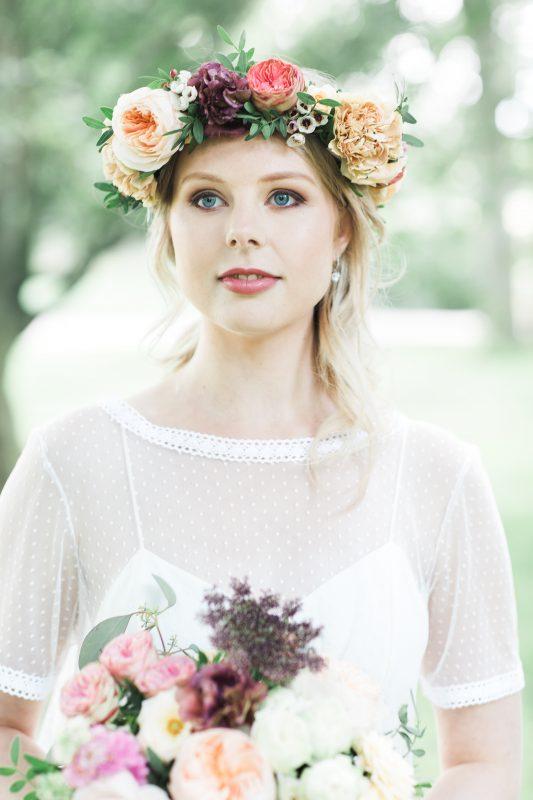 wedding makeup fulham